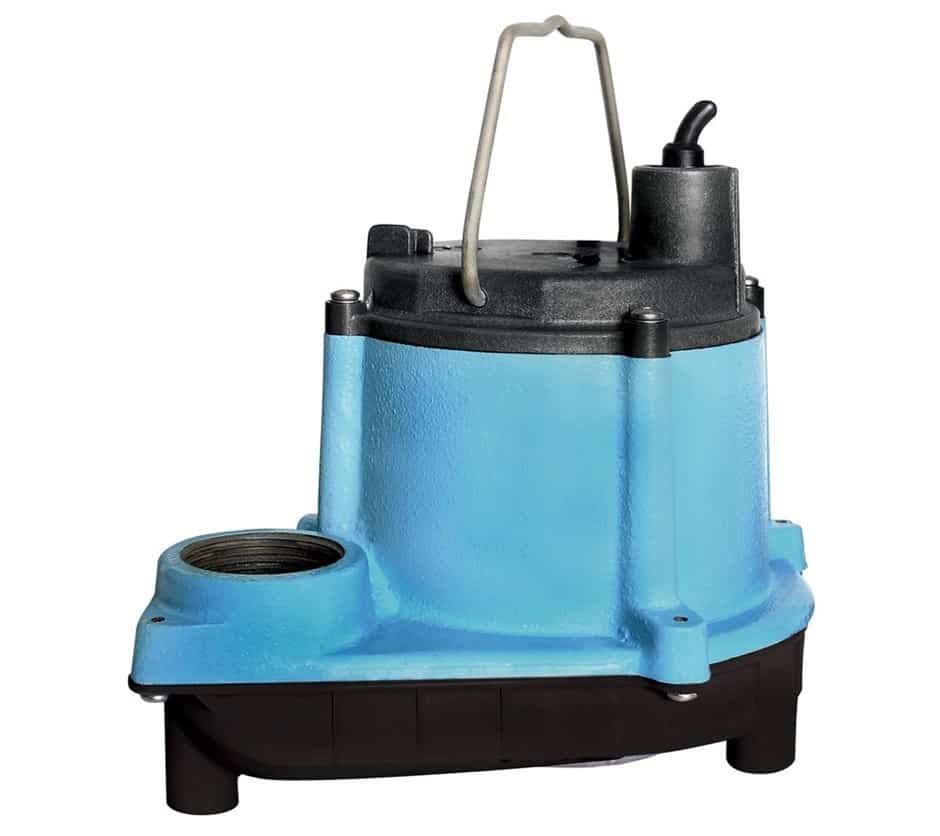Little Giant Sump Pump Reviews