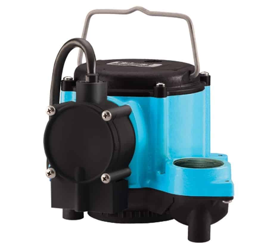 Why Your Sump Pump Needs A Weep Hole